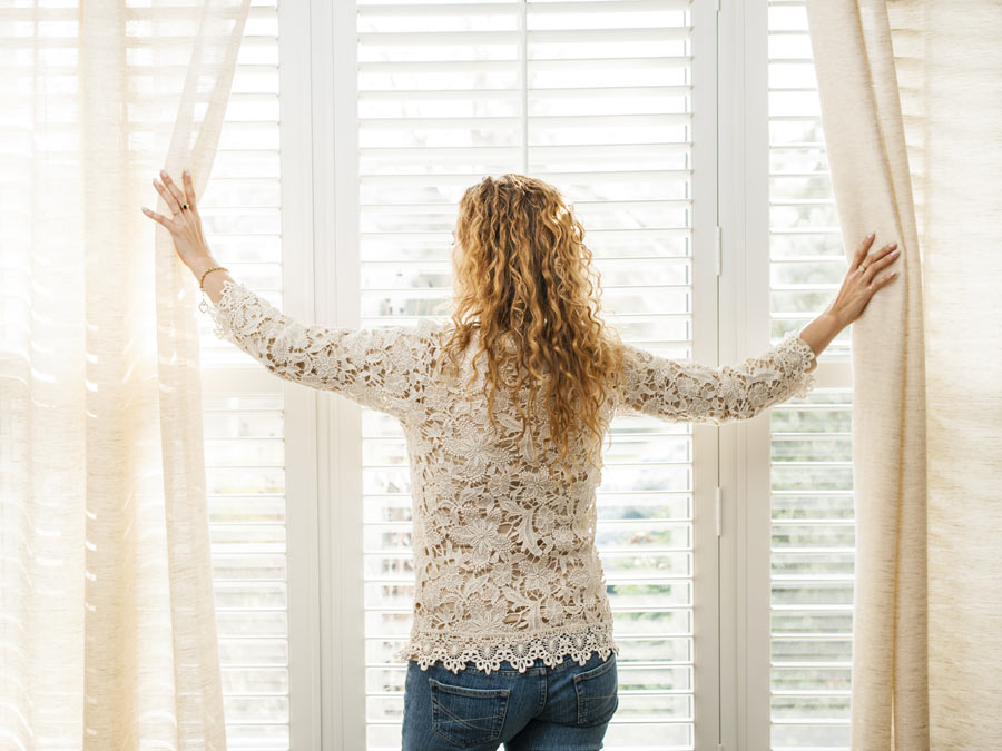$300 or $700 Toward Custom Window Treatments