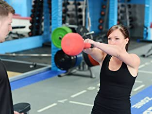 12 or 24 CrossFit Boot Camp Classes