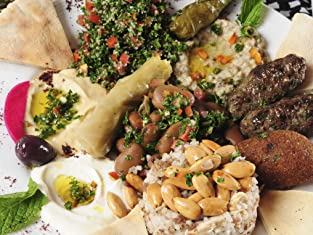$16 to Spend on Mediterranean Fare for Two