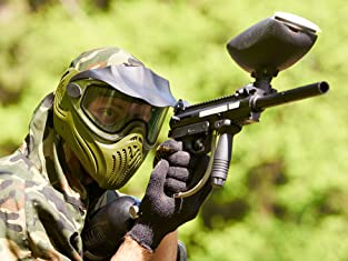 Paintball Package for Two, Four, or Six