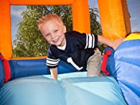 Moon Bounce Rental Package