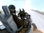 F-16 Flight Simulator Experience for One Person