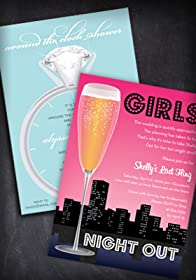 $50 to Spend on Bridal Shower and Bachelorette Cards