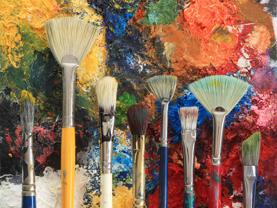 Two or Four Tickets for BYOB Painting Class