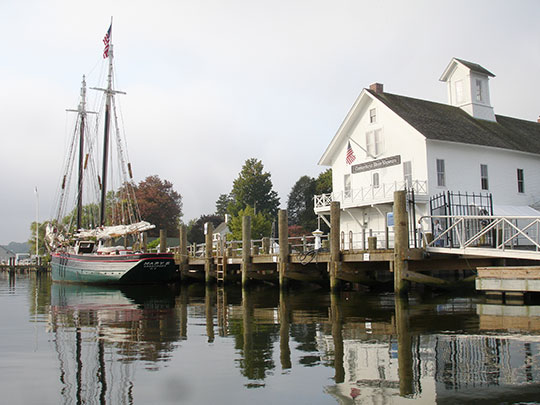 Connecticut River Museum Admission