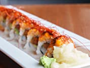 $40 to Spend at Billy Beach Sushi & Bar