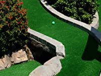 One Round of Mini Golf for Two and 40 Arcade Tokens