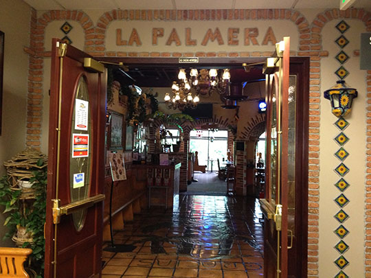 $20 or $40 to Spend at La Palmera Restaurant