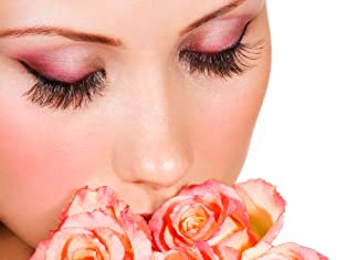 Silk or Mink Eyelash Extensions