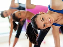 One or Two Months of Classes at SunMoon Yoga