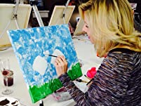 Sip and Paint for Two or Four