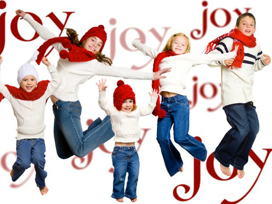 Portrait Packages Including Holiday Cards and Canvas