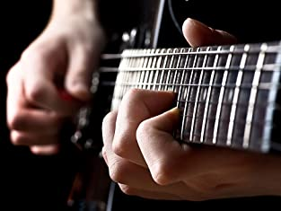 60-Minute Private Guitar Lesson