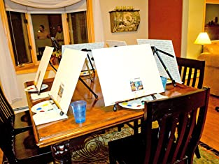 Mobile Painting Party for Kids or Adults