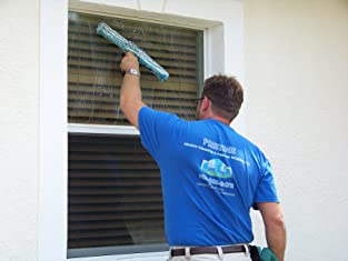 Window Cleaning for up to 20 Windows on Two Floors