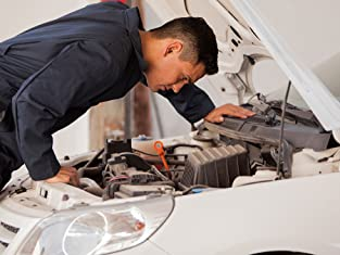 Synthetic Oil Change or Engine Light Diagnostic