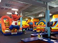 Admission for Two or Four to an Inflatable Fun Center