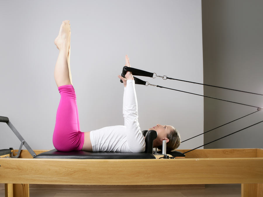 Private Reformer Pilates Class or Group Barre
