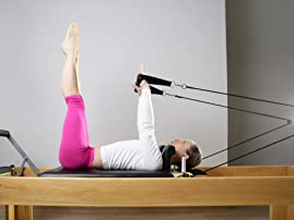 Intro Pilates Reformer Class and Six Level I Classes