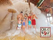 Great Wolf Lodge, Poconos Stay with Waterpark Wristbands and Resort Credit