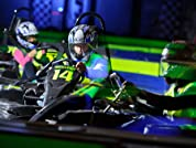 Four Go-Kart Races at Racer's Edge Indoor Karting