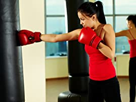 Ten Group Kickboxing Classes