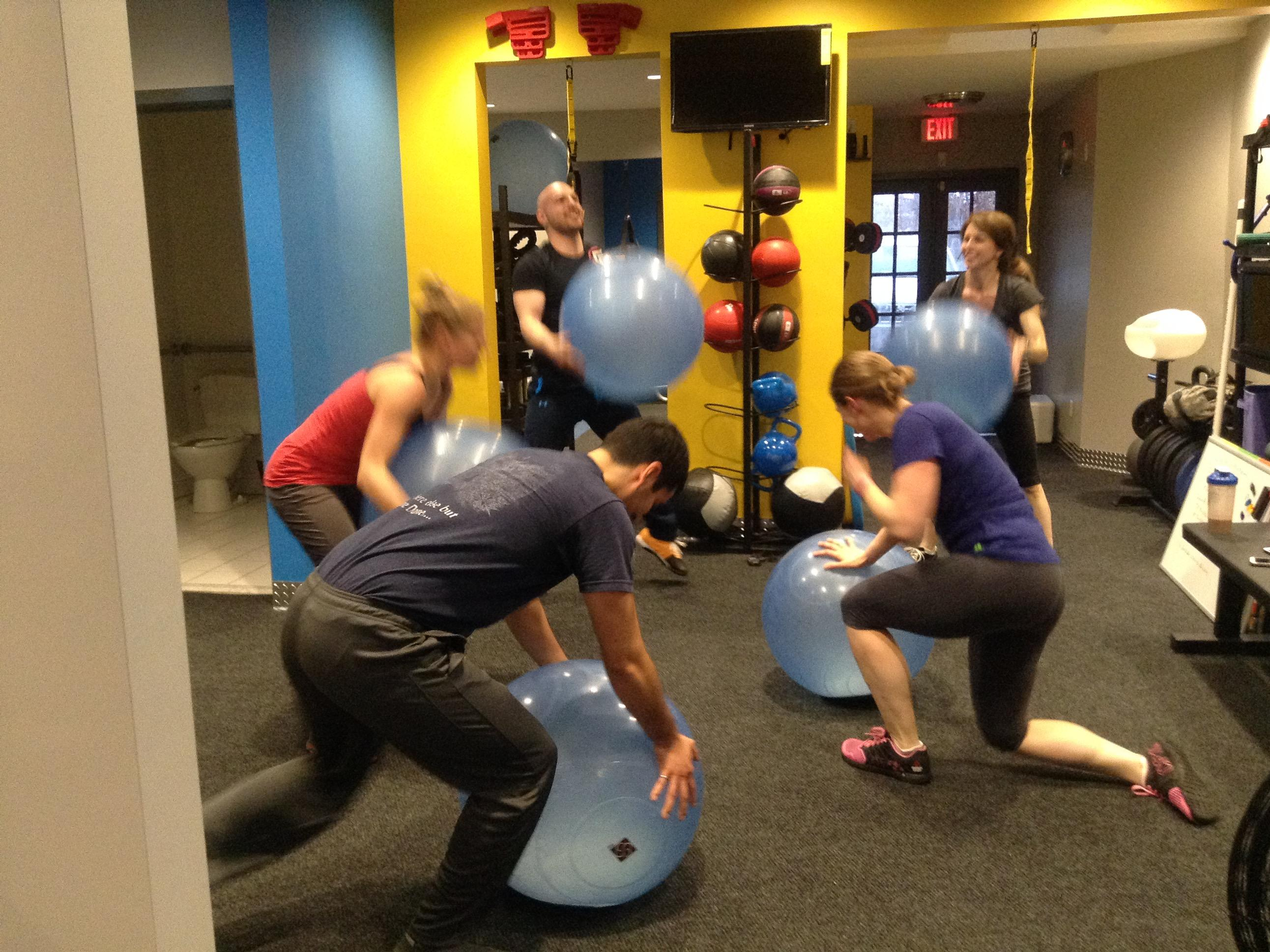 60-Minute Personal Training Session with Assessment and More