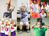 90-Minute Birthday Party for Five Kids with Invitations and More