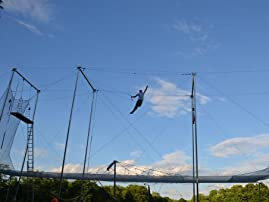 Two Group Flying Trapeze Classes for One