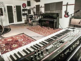 Six-Hour Studio Recording Session with Take-Home CD or MP3 and More