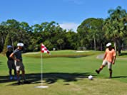 One 18-Hole FootGolf Round for Four