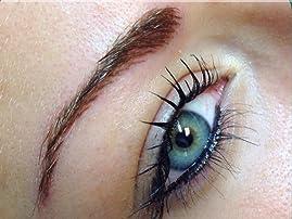 Permanent Makeup for Top Eyeliner