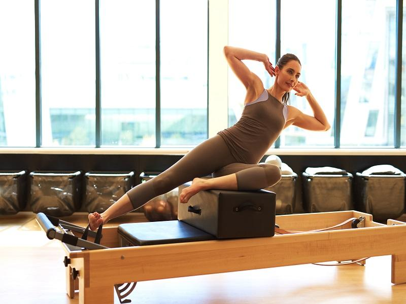 Five 50-Minute Group Reformer Pilates Classes