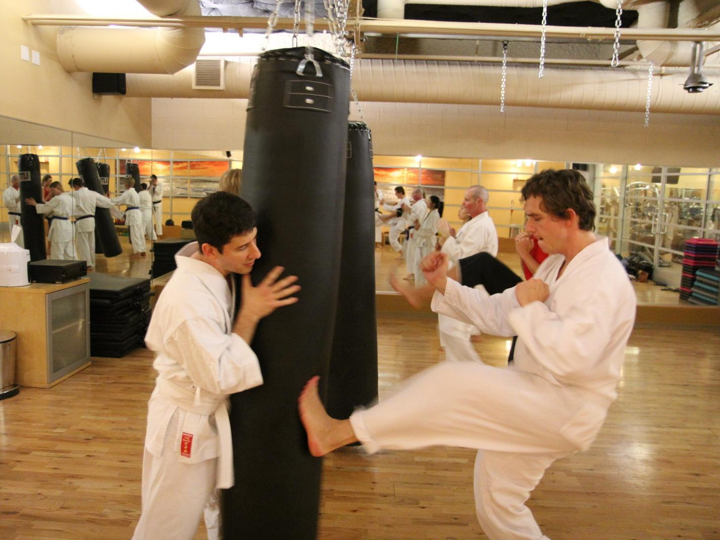 One Month of Unlimited Martial Arts Classes