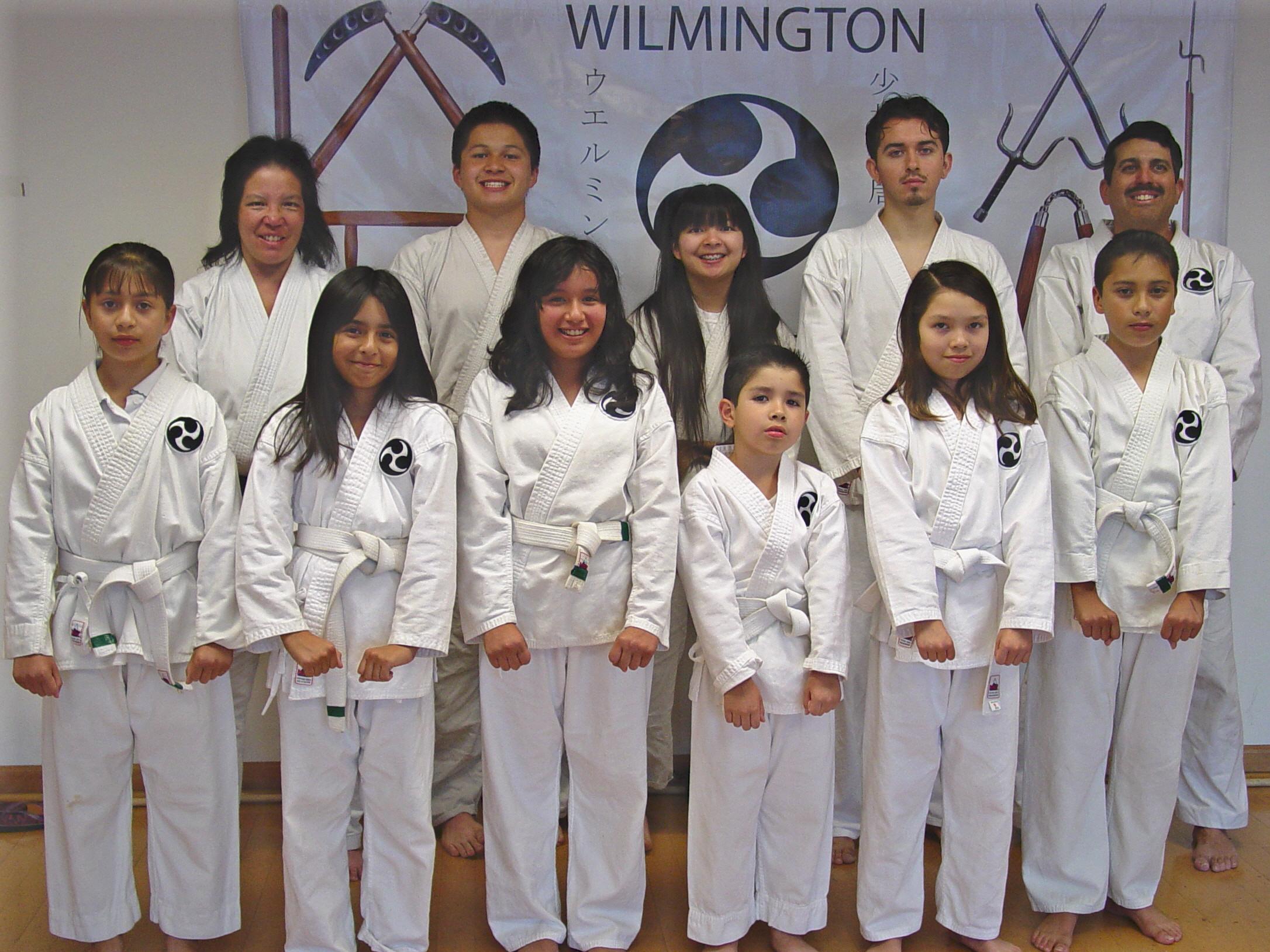 15 Karate Classes