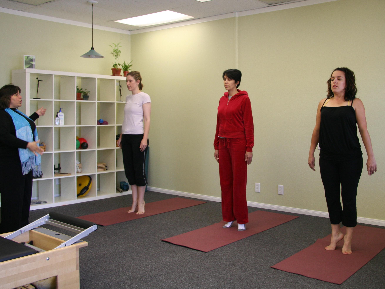 Five Group Pilates Classes
