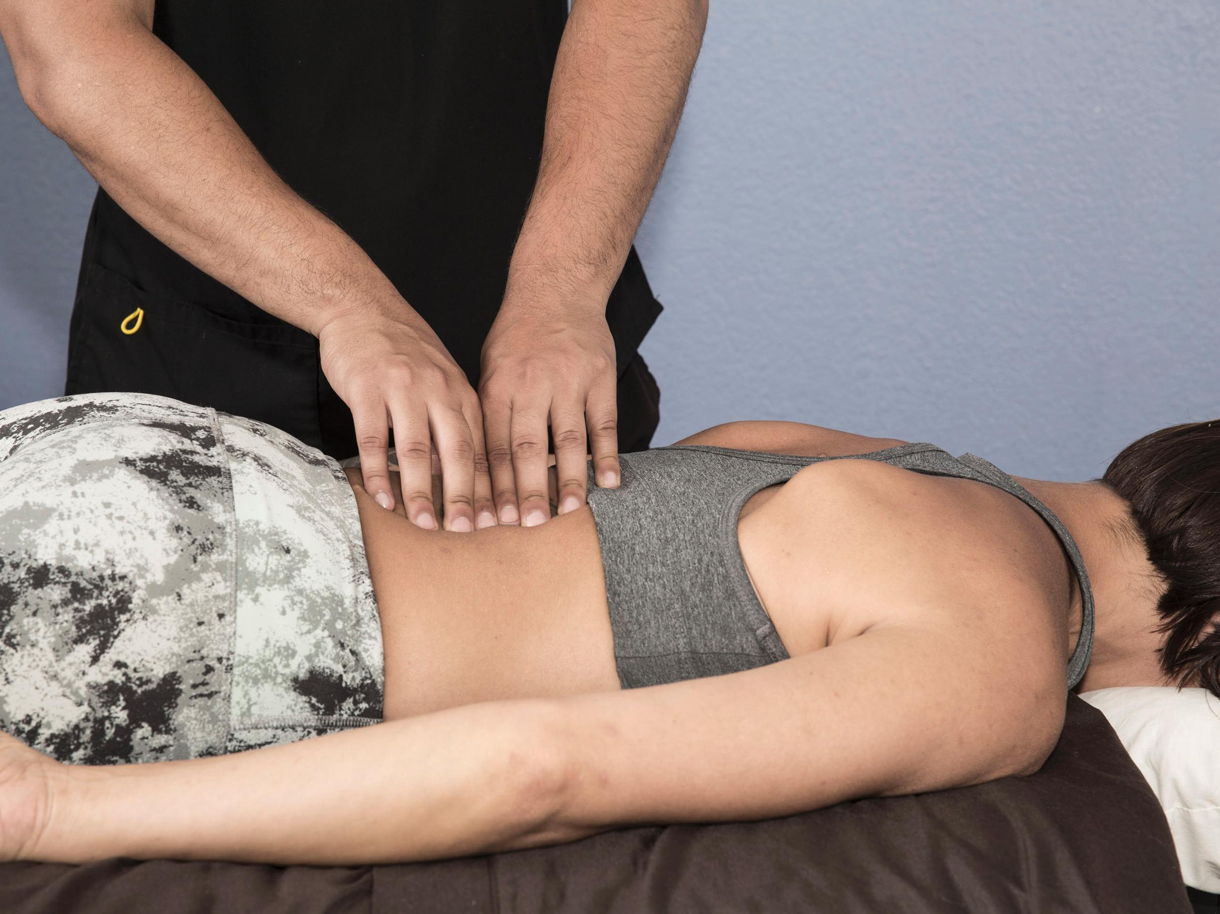 60-Minute Sports Massage