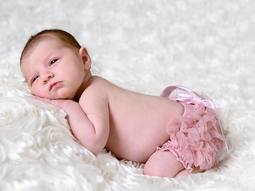One-Hour Newborn Photo Shoot