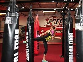 Ten Group Kickboxing Classes