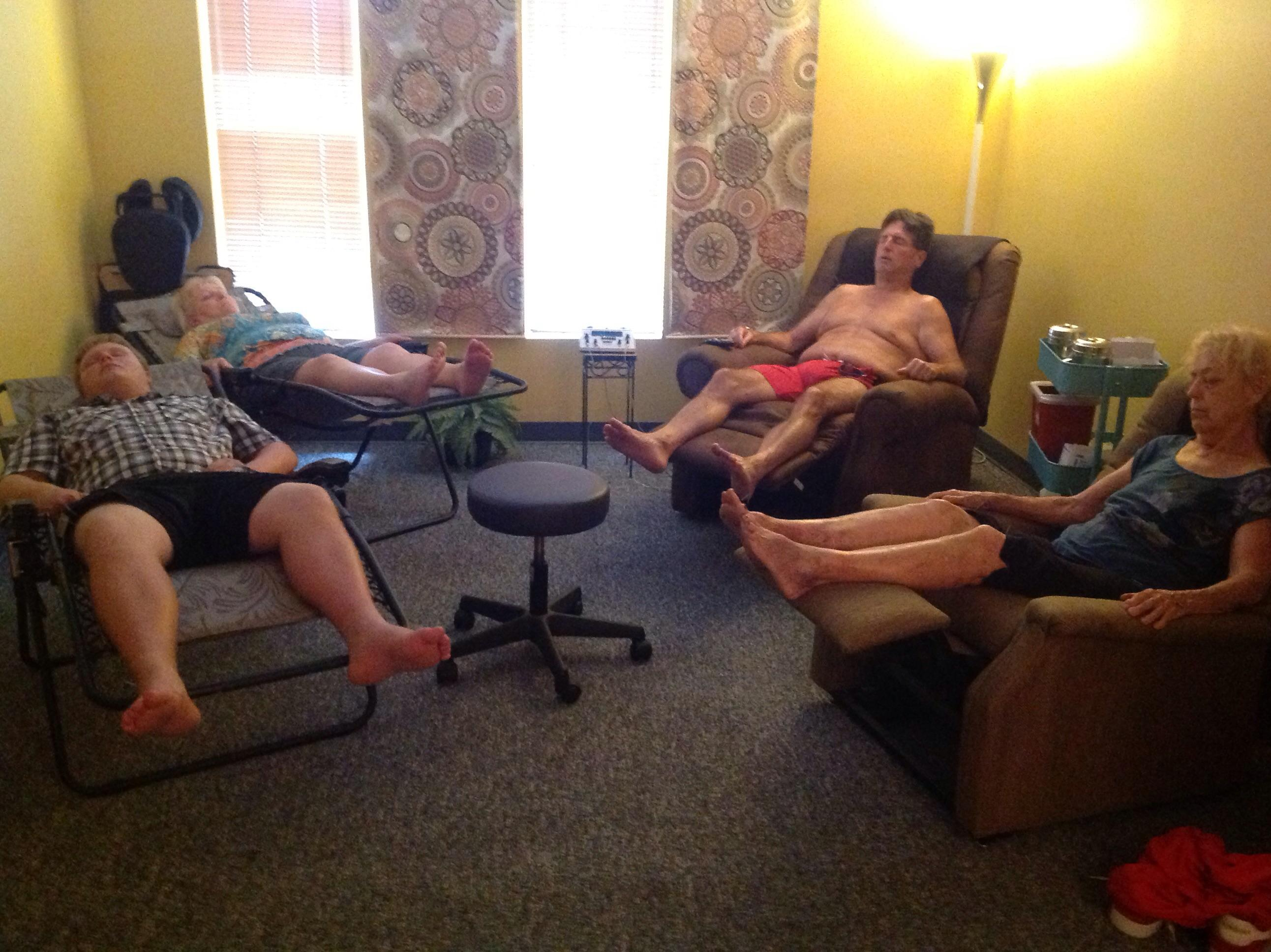 Two Community Acupuncture Treatments