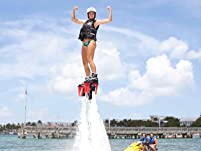 30-Minute Flyboard Experience with Wetsuit Included