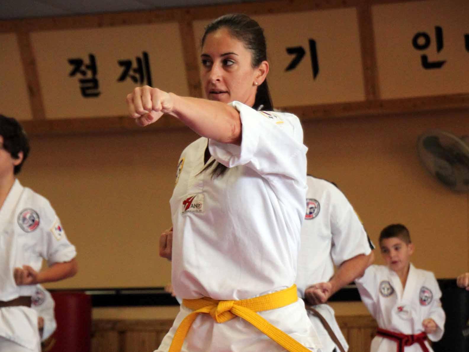 Ten Tae Kwon Do Classes