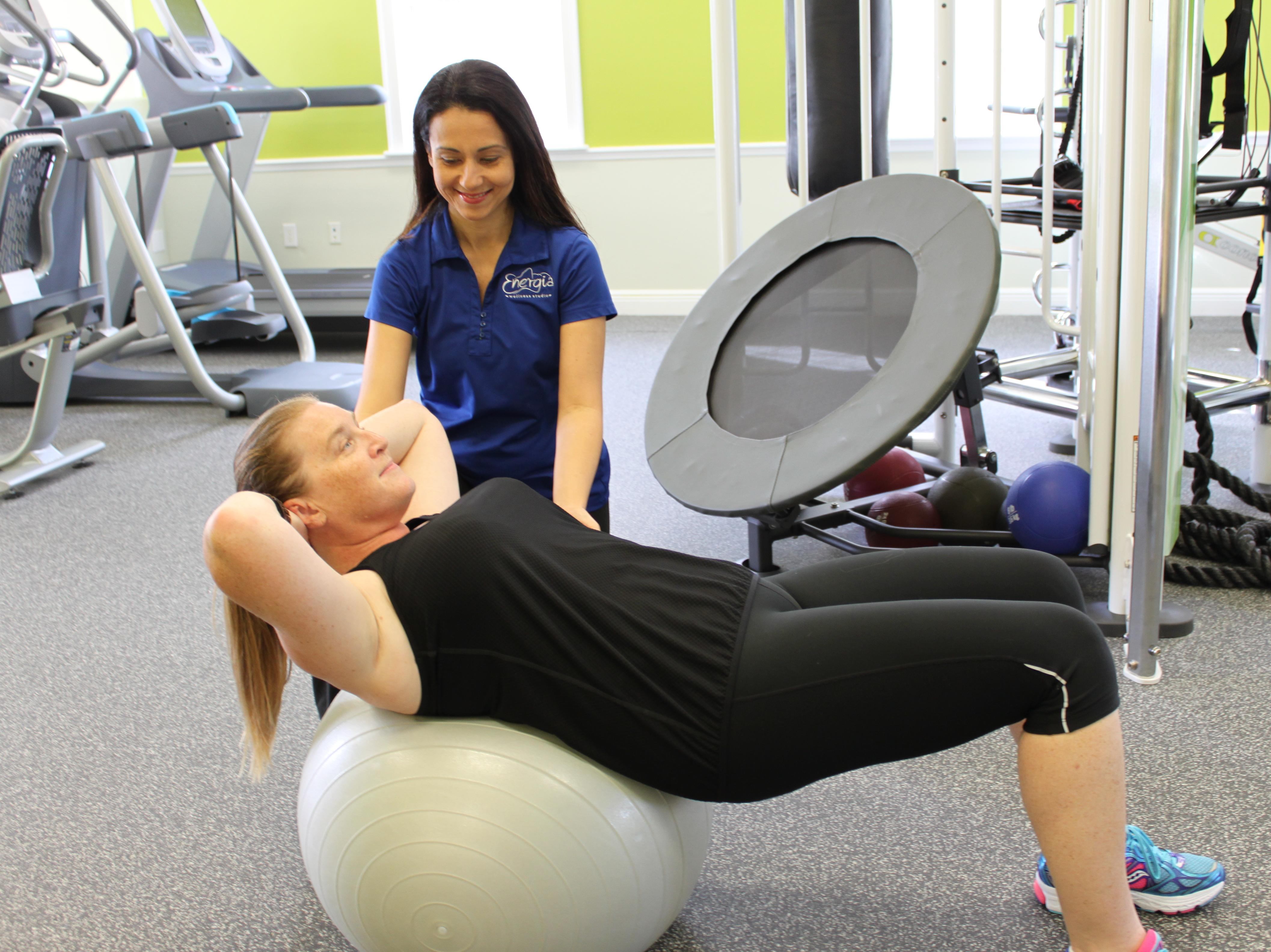 Four Personal Training Sessions with Assessment and More