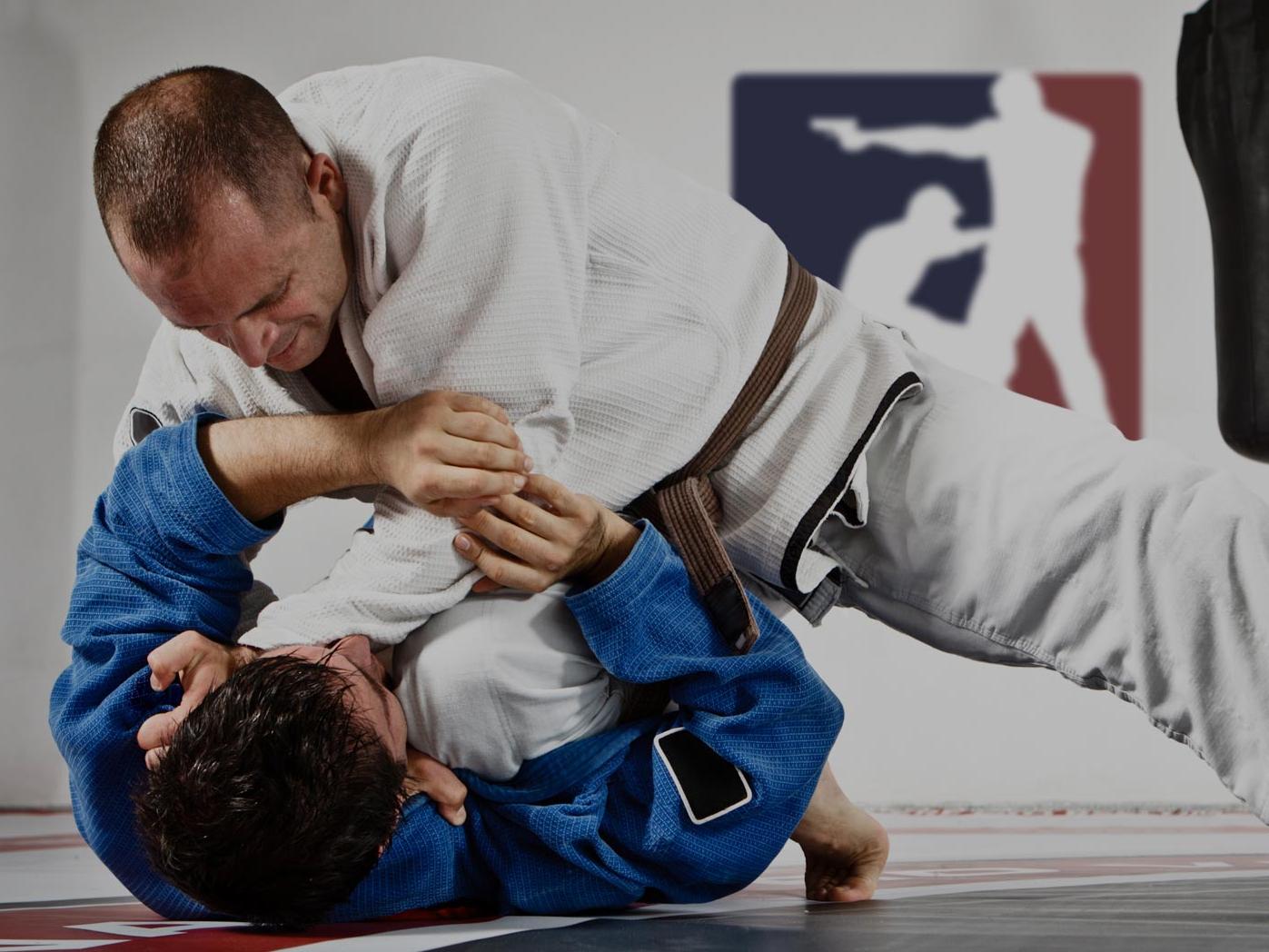 Ten Brazilian Jiu-Jitsu Classes