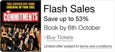 The-Commitments-flash-sale