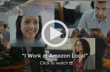 I Work at Amazon Local