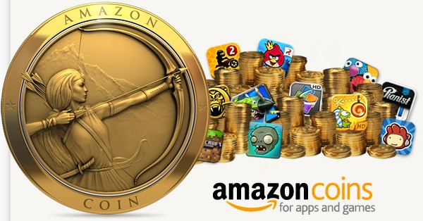 Amazon Coins now available