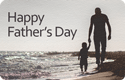 Happy Father's Day (Beach) Gift Card