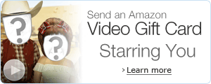 Send an Amazon.com Video Gift Card