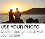Use Your Photo in an Amazon.com Gift Card